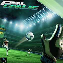 Final Goalie Football Simulator