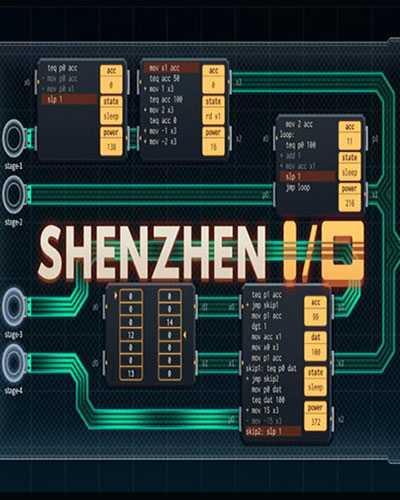 Shenzhen I O скачать торрент - фото 6