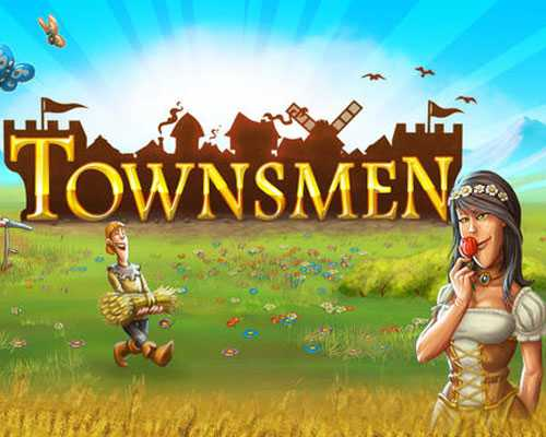 Townsmen PC Game Free Download