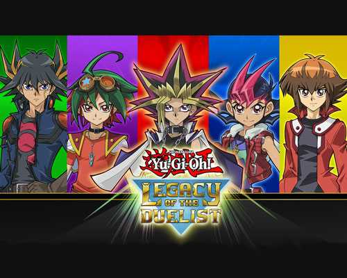 Yu Gi Oh Legacy of the Duelist Free Download