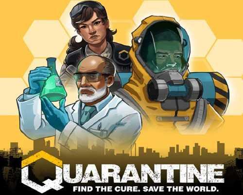 Quarantine PC Game Free Download