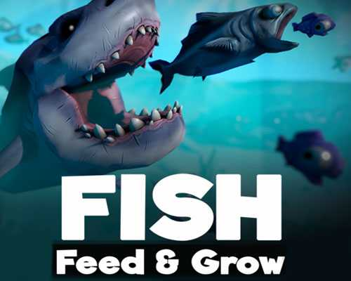 Feed and grow fish free download freegamesdl for Fish eat and grow