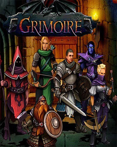 Grimoire Heralds of the Winged Exemplar Free Download