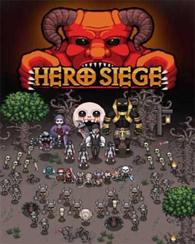 Hero Siege PC Game Free Download