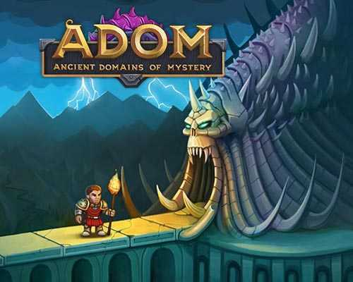 ADOM Ancient Domains Of Mystery Free Download