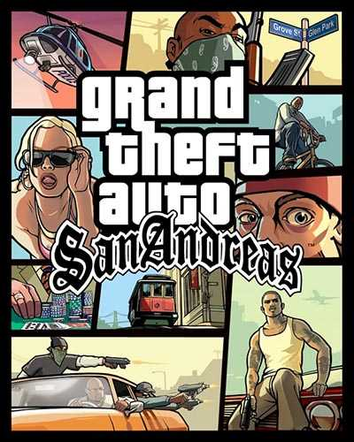 GRAND THEFT AUTO SAN ANDREAS FREE DOWNLOAD in 2021