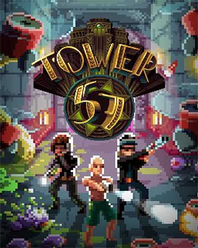 Tower 57 PC Game Free Download