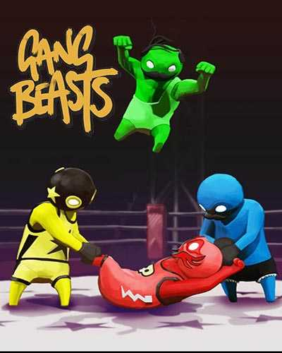 Gang Beasts PC Game Free Download