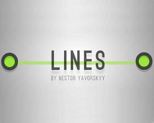 Lines by Nestor Yavorskyy Free Download