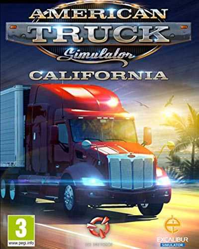 american truck simulator free download freegamesdl. Black Bedroom Furniture Sets. Home Design Ideas