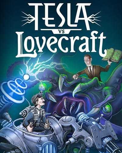 Tesla vs Lovecraft Free Download