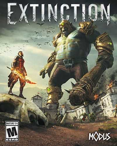 Extinction PC Game Free Download