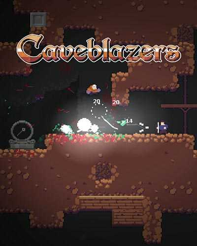 Caveblazers PC Game Free Download