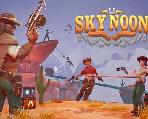 Sky Noon PC Game Free Download