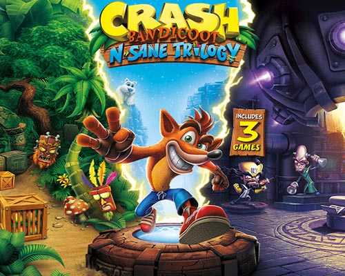 Crash Bandicoot N Sane Trilogy Free Download