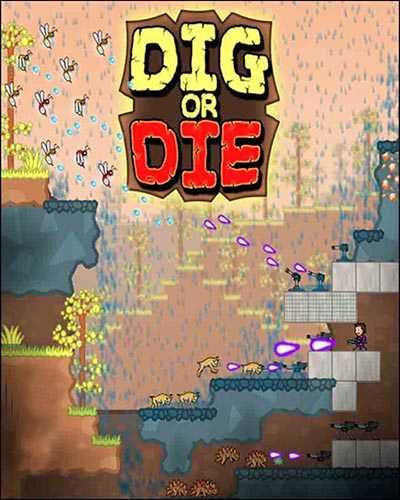 Dig or Die PC Game Free Download