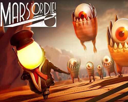 Mars or Die PC Game Free Download