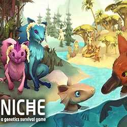 Niche A Genetics Survival Game Wings and Whale