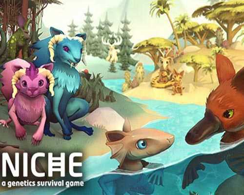 Niche A Genetics Survival Game Wings and Whale Free