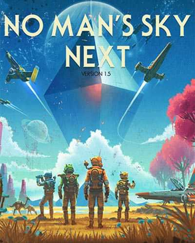 No Mans Sky Next PC Game Free Download