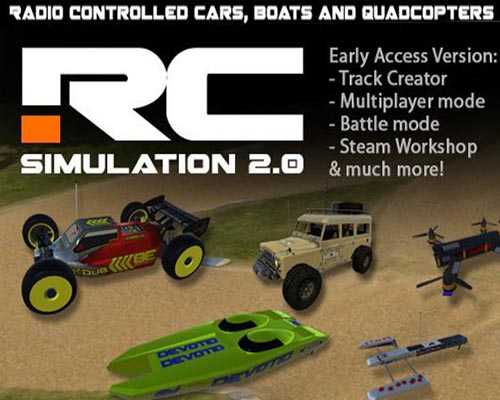 RC Simulation 2.0 PC Game Free Download