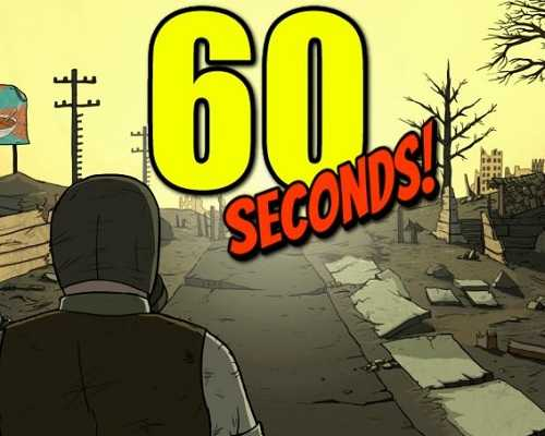 60 Seconds! PC Game Free Download