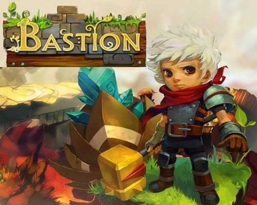 Bastion PC Game Free Download