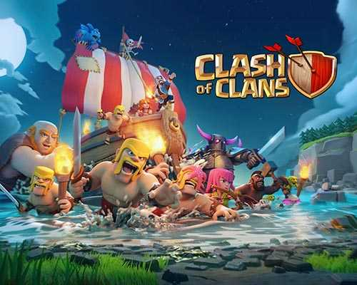 Clash of Clans + BrokenBot Free Download