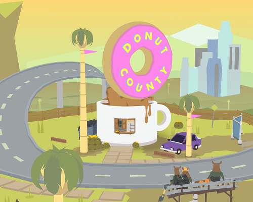 Donut County PC Game Free Download