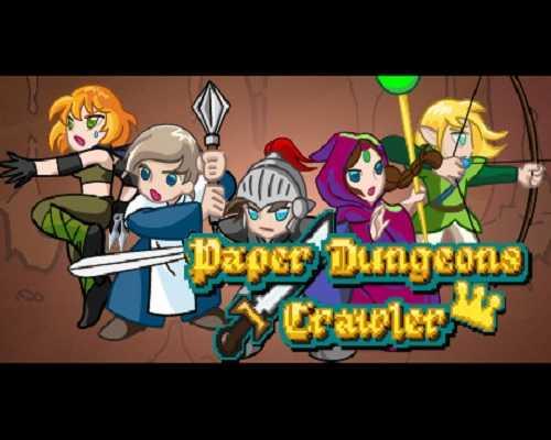 Paper Dungeons Crawler Free PC Download