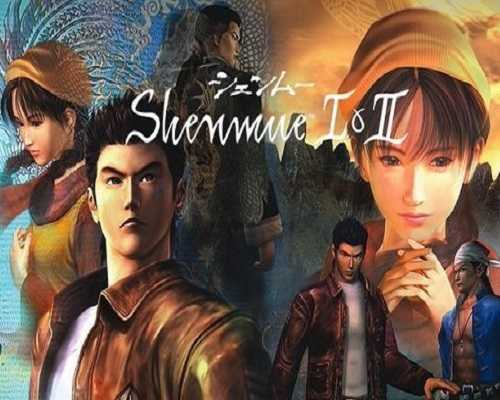 Shenmue I & II PC Game Free Download