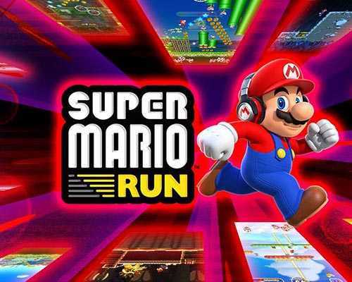 Super Mario Run + Mod Android Free Download
