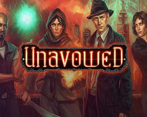 Unavowed PC Game Free Download