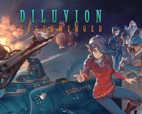 Diluvion Resubmerged Free PC Download