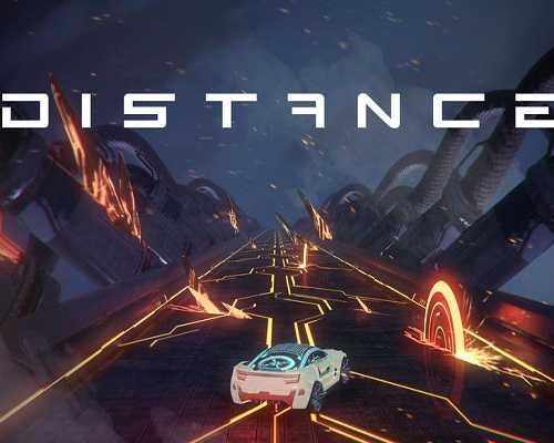 Distance PC Game Free Download