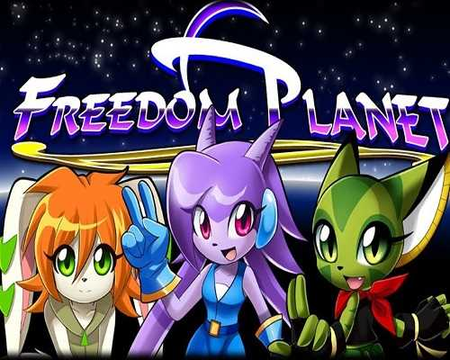 Freedom Planet Free PC Download