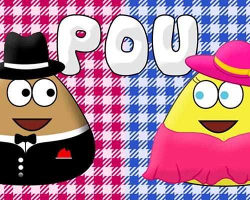 Pou + Mod Android Free Download