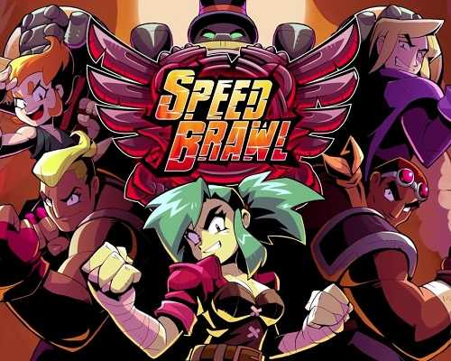 Speed Brawl PC Game Free Download