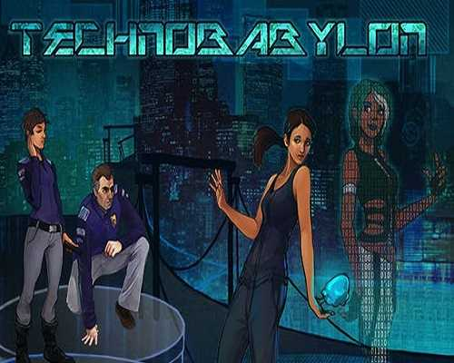 Technobabylon PC Game Free Download