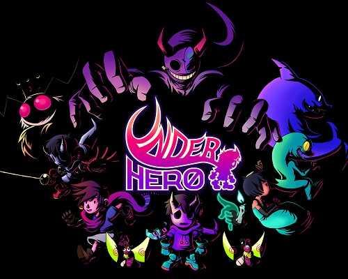 Underhero PC Game Free Download