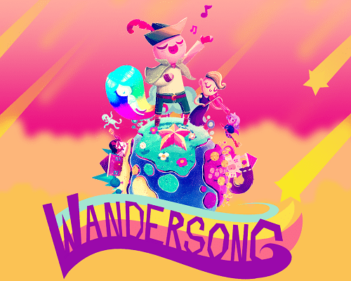 Wandersong PC Game Free Download