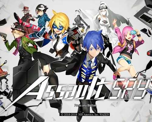 Assault Spy PC Game Free Download