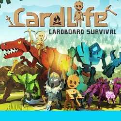 CardLife Cardboard Survival