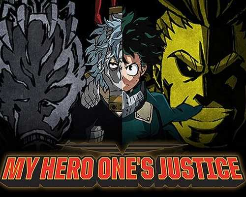 MY HERO ONES JUSTICE Free PC Download