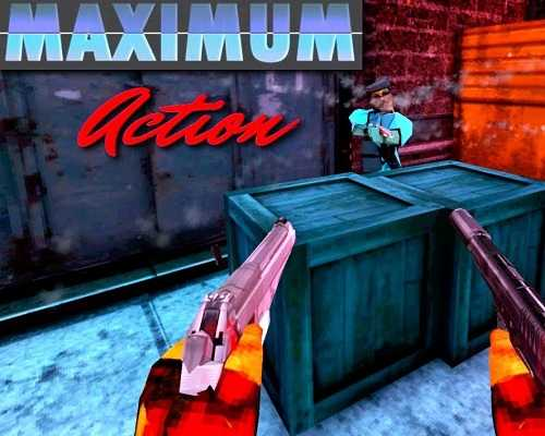 Maximum Action PC Game Free Download