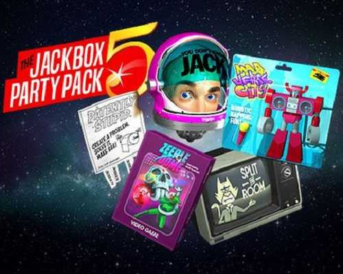 The Jackbox Party Pack 5 Free PC Download