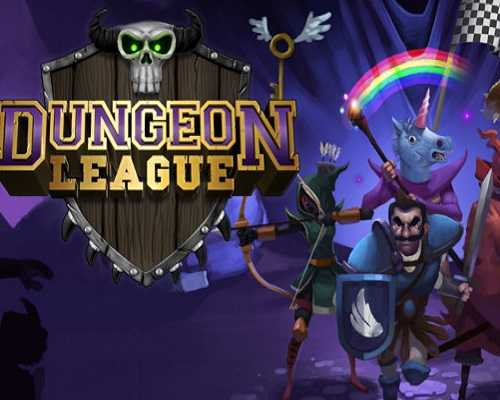 Dungeon League PC Game Free Download