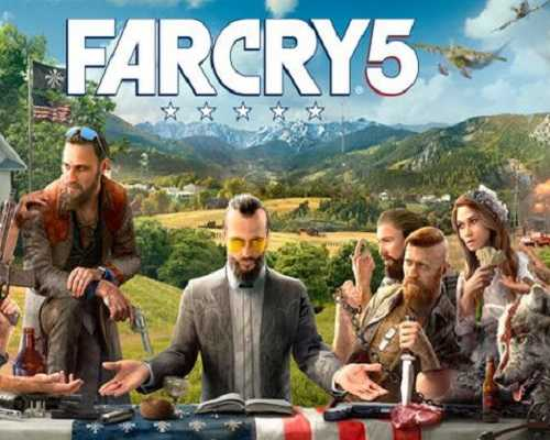 Far Cry 5 PC Game Free Download