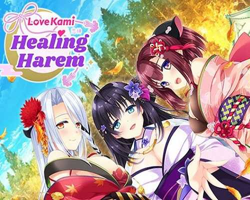 LoveKami Healing Harem Free Download