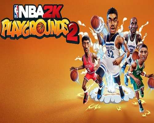 NBA 2K Playgrounds 2 Free PC Download